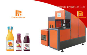 Semi-Automatic Hot Filling Bottle Blow Molding Machine pictures & photos