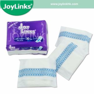 Super Absorbent Cotton Sanitary Napkin, Comfort Sanitary Pad, Ultra Thin pictures & photos