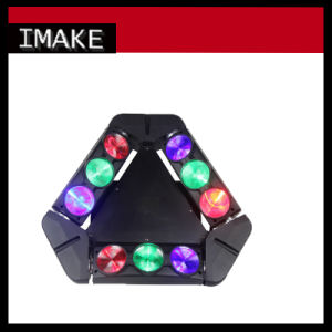 Manufacturer of 9 Moving Heads Spider Stage Beam Light