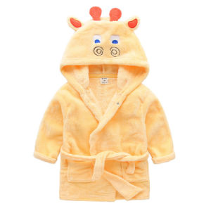 Kids Home Pajamas Kids Nightgown and Sleep Coat Nighty