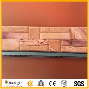 Natural Cheap Slate/Quartz Culture Stone for Wall Cladding pictures & photos
