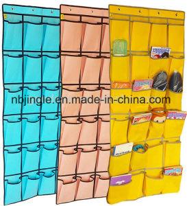 24 Pockets Shoe Organizer Storage Door Hanging Storage