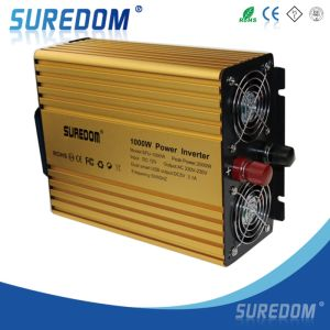 Golden Casing Sheel 1000W Modified Wave AC Charger UPS Inverter pictures & photos