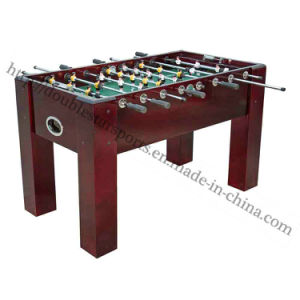 Classic Sport Solid Wood Soccer Football Table China Factory pictures & photos
