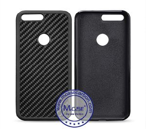 Best Selling Products 2017 in USA Soft TPU PC Carbon Fiber Phone Case for Google Pixel XL pictures & photos