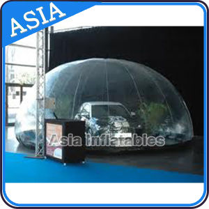 Transparent Car Cover Garage Tent, Inflatable Bubble Dome for Car Show pictures & photos