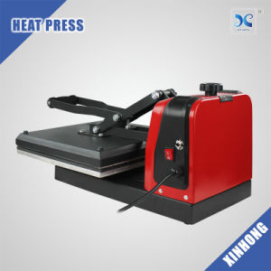 user friendly heat transfer machine pictures & photos