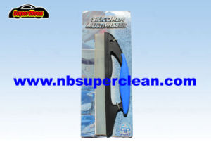 Customized Car Window Cleaner, Silicone Water Blade, Window Squeegee (CN1602-2) pictures & photos