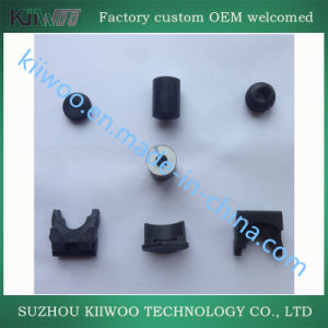 Custom Silicone Rubber Material Shock Absorption Bumper pictures & photos