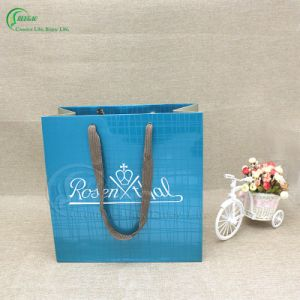 Glossy Lamination Paper Bag (KG-PB053) pictures & photos
