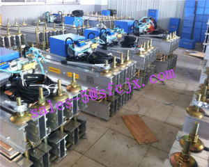 Conveyor Belts Joint Vulcanizing Machine, Rubber Belts Amending Machine
