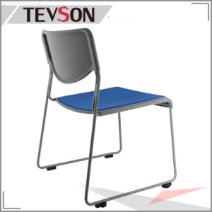 Stacked and Interlock Meeting Chair for Reception and Conference pictures & photos