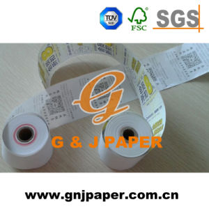 Cash Register Form 80mmx80mm Thermal Paper in Roll pictures & photos