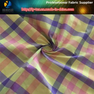 Nylon Yarn Dyed Check Fabric for Shirting pictures & photos