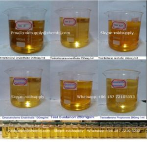 Chuangshu Steroids Injection Trenbolon Base 100mg/Ml pictures & photos