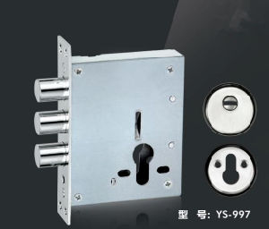 Zinc Alloy Material Lockbody (YS-997) pictures & photos