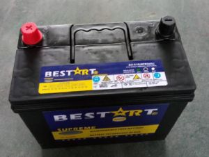 12V 45ah Maintenance Free Auto Battery Ns60L pictures & photos