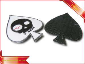 Arts Patch Embroidered Patch Men Shirt Embroidery Design Patch pictures & photos
