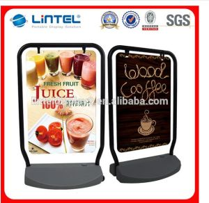 Outdoor Portable Poster Board Stand (LT-10K) pictures & photos