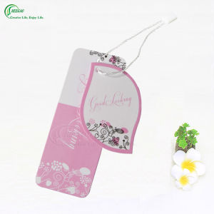 High Quality Square Shaped Garment Tags Labels (KG-PA009) pictures & photos