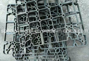 Lost Wax Casting HK40 HP40 Heat Treatment Furnace Tray