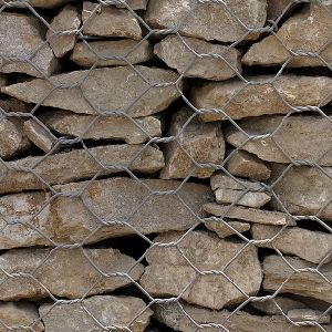 Heavily Galvanized Gabion Fence Made in China pictures & photos