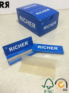 Chemical Free Cigarette Smoking Rolling Paper pictures & photos