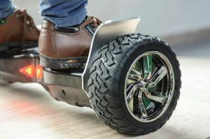Outdoor Sport 8.5inch Big Wheel Mobility Scooter pictures & photos