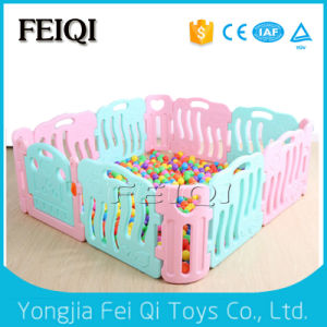 New Indoor Playground Kid Toy Baby Toy Ocean Fence Plastic Children Fence Baby Playpen pictures & photos