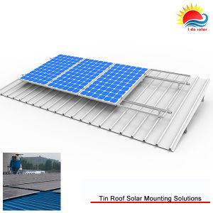 New Design Adjustable Aluminum Solar Brackets (401-0004) pictures & photos