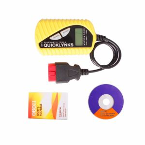 Original Quicklynks Factory OBD2 Scanner/Auto Basic Code Reader T40 Multilingual 2 Year Warranty pictures & photos