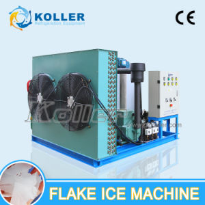 3000kg Commercial Flake Ice Plant for Fishery/Meat Processing (KP30) pictures & photos