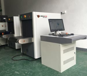 X Ray Baggage Scanner SPX6550 Hotel use Baggage Inspection System pictures & photos