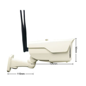 4G Network 2.0MP P2p HD IP Camera for Scenic Spot pictures & photos