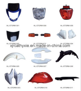 Storm Motorcycle Parts with Good Quality