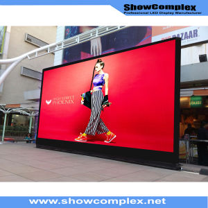 P4.81 Full Color HD Rental Outdoor LED Screen pictures & photos