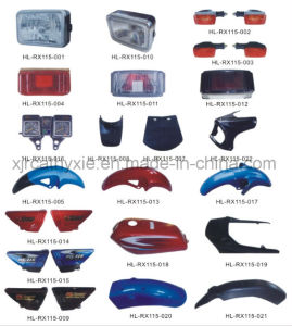 Motorcycle Parts Rx115 with Good Quality Parts pictures & photos