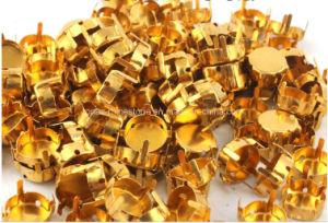 Sew on Claw Setting Crystal Stone Empty Claw Setting Metal Frame (TP-Claw) pictures & photos