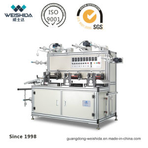 New Intelligent CNC Multifuntional Automatic Circular Knife Laminating Machine pictures & photos