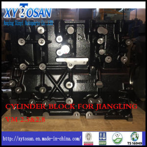 Sole Supplier! ! ! Cylinder Block for Jiangling Vm 2.5 & 2.8! pictures & photos
