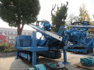 Hydraulic Impact / Top Drive Anchor Drilling Rig Krupp and Eurodrill Mdl-C150 pictures & photos