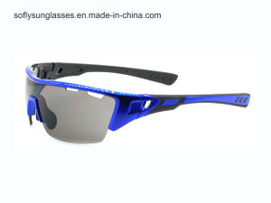 Hot Sale 2017 New Product High Quality Half Frame Sport Sunglasses pictures & photos