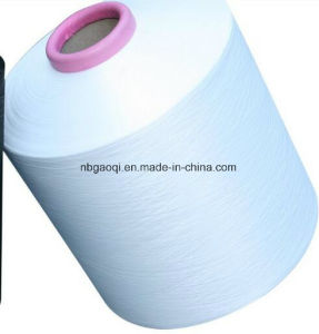 Elasticity Knitting Nylon 6 DTY Yarn Nylon Webbing pictures & photos