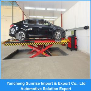 High Quality of 3D 4 Wheel Alignment Machine pictures & photos