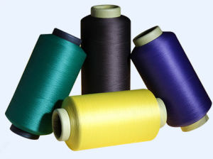 100% Nylon Yarn for Knitting pictures & photos