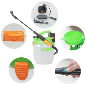 Ilot Airless Paint Sprayer with Detachable Lead-Acid Battery for Fence Painting etc. pictures & photos