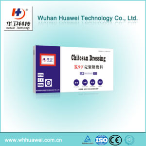 Medical Chitosan Wound Care and Dressing Supplies pictures & photos