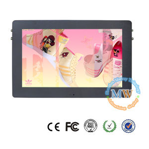 15 Inch Bus LCD Advertising Display Support WiFi or 3G Netowrk (MW-153AQN) pictures & photos