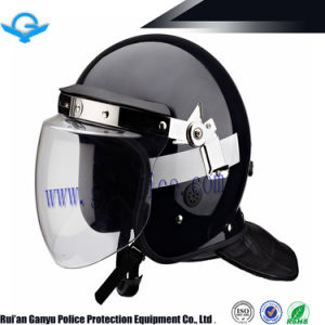 2016 Anti Riot Helmet with Anti Fog Visor Self Defense Equipment pictures & photos
