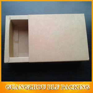Magnetic Brown Cardboard Foldable Kraft Gift Box (BLF-GB288) pictures & photos